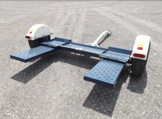 Advanced Wheel Dolly System
