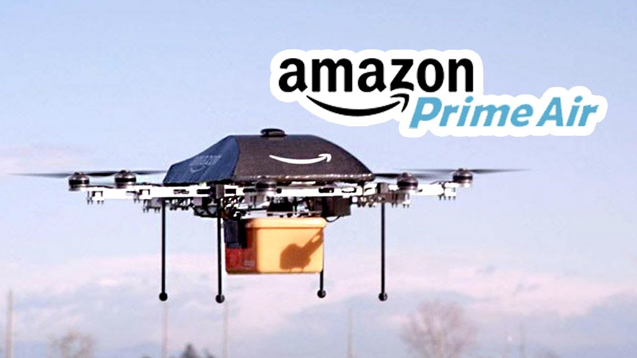 Amazon Beta Tests Amazon Prime Air